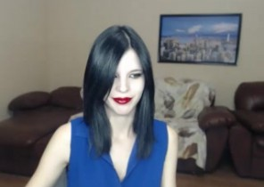 X-rated chat with  Ala XXX wanking doll DessertAlice While I'm Flashing my twat