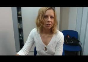 Gang chat with  Rochdale XXX fun ex-girlfriend EmmaLouis While I'm Disrobing
