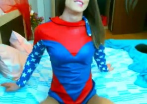 Very Super-hot chat with  Cowes XXX wanking slag DariaLoveFitt While I'm Frolicking with myself