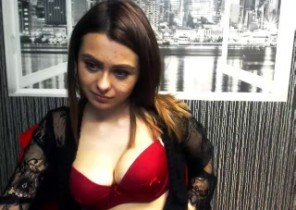 Red-hot chat with  Sunderland XXX fun preceding girlfriend IsabelXX While I'm Getting naked