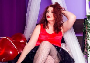 Single chat with  Ilkley XXX fun chick AlmazSky While I'm Draining