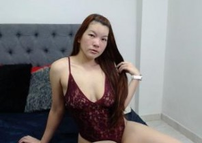 Iphone chat with  Holsworthy 1 on 1 cam sex woman AkinaHot While I'm Frolicking with my pussy
